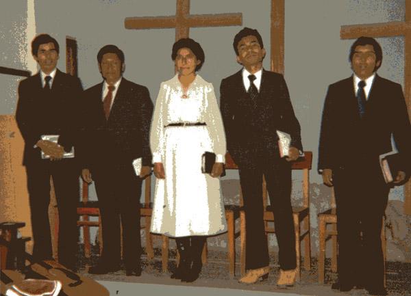 Graduación de Doulus en Casa de Oración, Huancayo