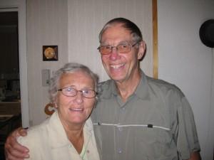 Los misioneros Lennart y Boyan Lindgren