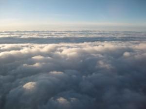 Un día viajaremos más allá de las nubes