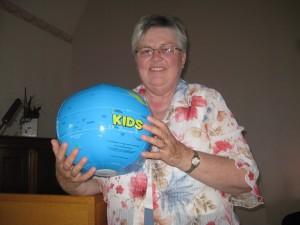 Quiero ganar a los niños del mundo para Cristo