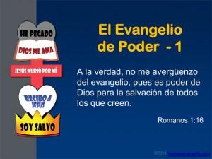 El Evangelio de Poder