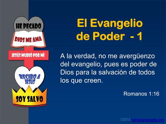A 19 El Evangelio De Poder 5 Ebv