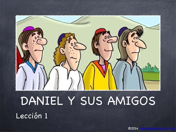 Daniel Y Sus Amigos 7 Lecciones Ebv