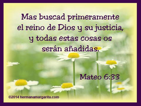 Mateo 6_33