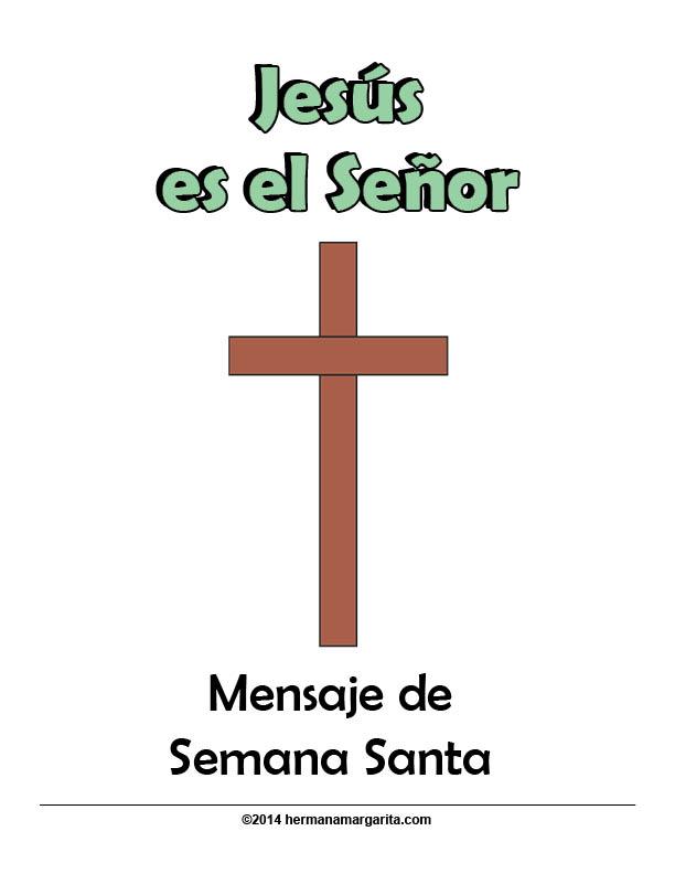 Mensaje de Semana Santa