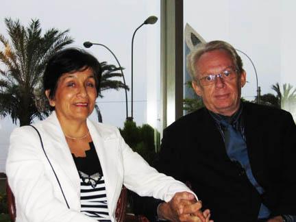 Anita y Carlos