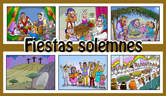 Fiestas solemnes  ATNT