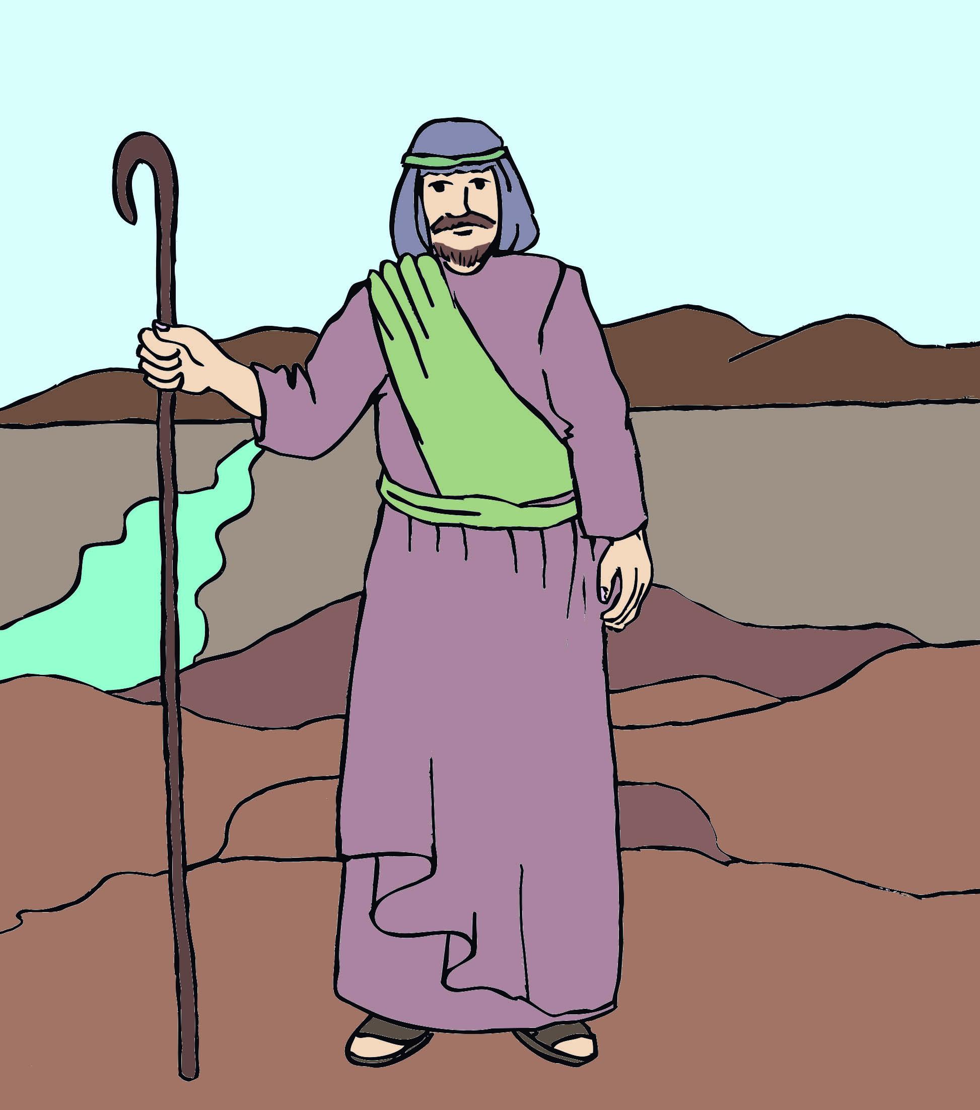 Aventuras de fe con Moiss y Josu 20