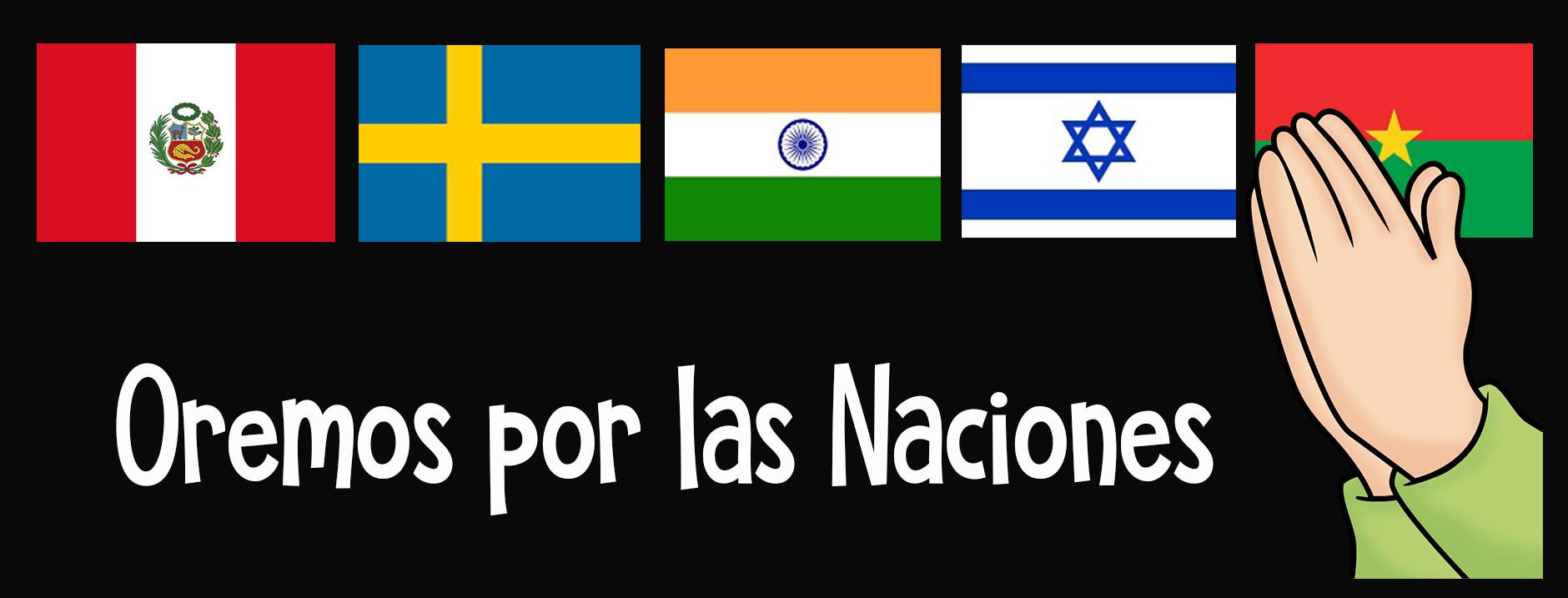 Oremos por las Naciones