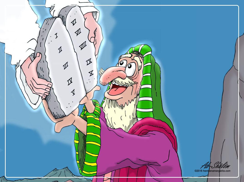 Aventuras de fe con Moisés y Josué: 20